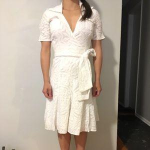 Diane von Furstenberg Wrap Dress Size 2